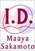 Maaya Sakamoto official site logo