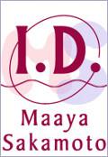 Maaya Sakamoto official site logo